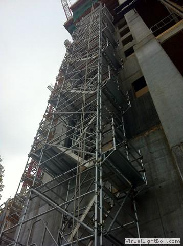 Gruppo Nord Ponteggi - Grattacielo San Paolo Torino (5)