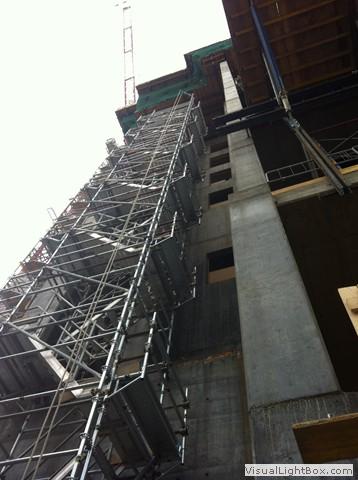 Gruppo Nord Ponteggi - Grattacielo San Paolo Torino (6)