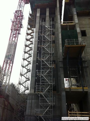 Gruppo Nord Ponteggi - Grattacielo San Paolo Torino (7)