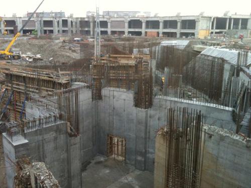 Gruppo Nord Ponteggi - Stadio Juventus (4)